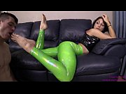 Alexa Rydell footworship