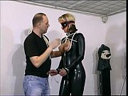 lovely slave girl gets her tits.