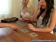 Bex, Charlotte &amp_ Debz play Strip Coin Toss