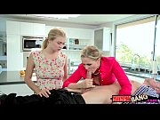 Natalia Starr and Julia Ann amazing 3way with horny BF