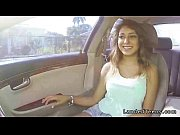 Huge tits amateur teen blowjob and fucking in car