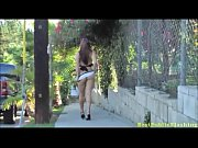 Cece Stone is a public flashing masturbating babe pt. 2
