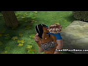 foxy 3d cartoon ebony honey gets fucked at.