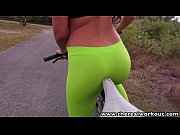 TheRealWorkout Hot Ass Cuban Luna Star hardcore workout sex