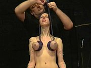 throat needle torments and extreme tit punishments to.