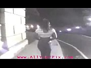 AllYourPix.com - Black Girl Strips In Public Street