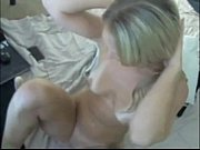 hot blonde cam girls dildo cum show.