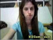 brazilian blonde on skype part 1