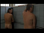 jos heyman in a group shower.