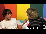Hot gay scene The super-cute tattooed and pierced guy Miles Pride is