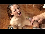 Redhead Babe Loves Getting Splattered