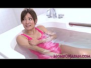pink negligee japanese milf wam toy.