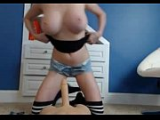 Picture Epic dildo riding and a squirt - more videos...