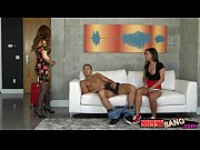 amara romani and diamond foxx threesome