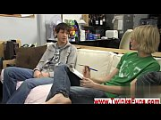 Gay video They smash on the couches, Preston penetrating Keith