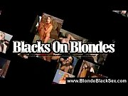 Busty Blonde Babes Banged By Monster Black Cocks 04