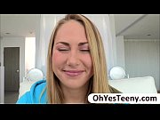 blonde chick carter cruise is crazed for a.