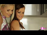 Lesbian Recipe with Brandy Smile and Jo (Monica Sweet) - Viv Thomas HD