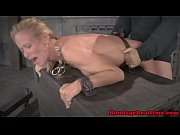 bdsm sub simone sonay ass pounded