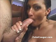 huge boob experienced cougar tittyfucks big dick and.