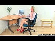 british milf sofia masturbates at the.