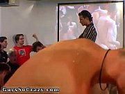 Gay gym teacher sex first time the club packed with screens