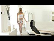 nubile films - tight little pussy stuffed full.