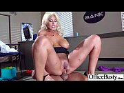 (bridgette b) Big Tits Girl Get Hard Style Nailed In Office video-11