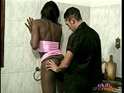 ebony she-male fucking with white guy