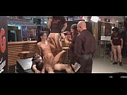 Tall amateurs take facial cumshots in orgy11_Widescreen TSO[54]