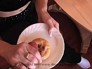 cum on food - glazed donut view on xvideos.com tube online.