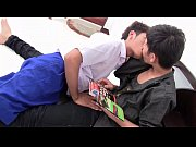 Asian Twinks Arther and Lee Bareback Fuck