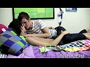 Kan Lanning and Mike king in a passionate bedroom banging