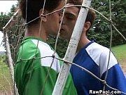 Latino Outdoor Fucking Scene