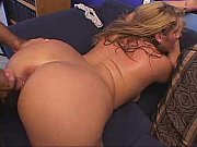 cute chubby lady banged from behind.