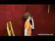 gay gloryhole and wet gay blowjobs.