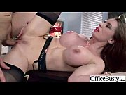 Hard Scene With Busty Slut Office Girl (veronica vain) vid-30