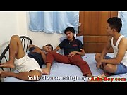 ethnic bareback asian teens love threeway