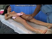 massage with a squirt and blow