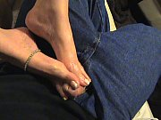 french pedicure footjob, with lots of.