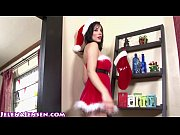 Jelena Jensen Wants to Know if Your Naughty or Nice!
