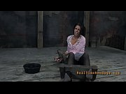 slavemaster is torturing babe&#039_s pussy