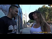 Juelz Ventura Gets Her Holes Filled With  ...