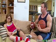 nerdy lexi bloom gets fucked hard by her.