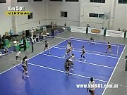 banco nacion vs bell voley   4to set