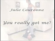 did you really got julie couronne? or is.