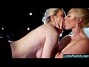 hot lez girl (sophia&amp_victoria) get punish with dildos.