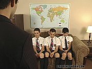 Three Boys Get Punished