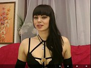 webcam girl warvara plays with toys