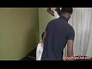 Black Sexy Gay Dude Fuck White Twink Bareback Hardcore Video 21